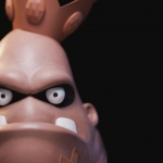King Hippo from Punch Out!! by sculptor Chris Vierra of Sculpture_Geek