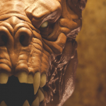 Deathclaw from Fallout 4 by sculptor Chris Vierra of Sculpture_Geek